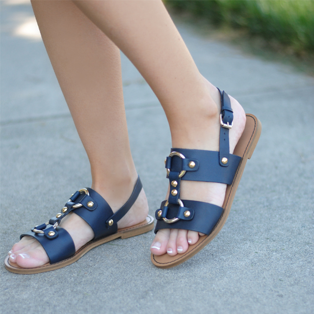 In love with these J.Crew sandals!