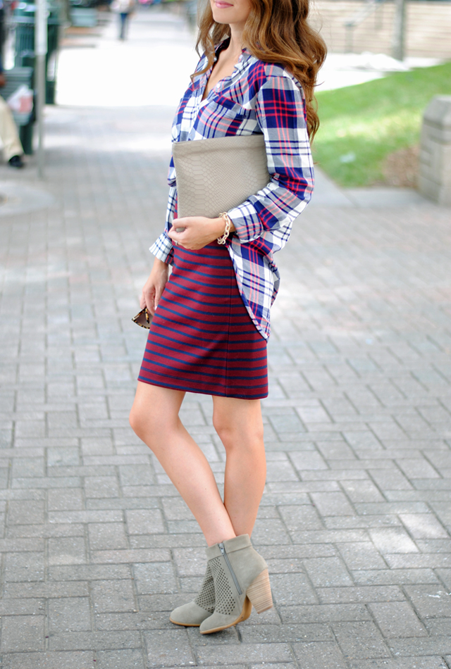 LOVE this fall look from Nordstrom!