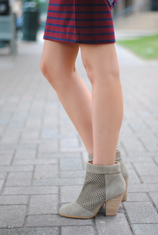 These booties are perfect for fall!