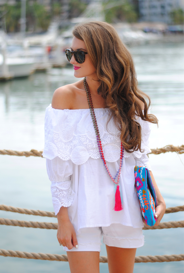 Perfect summertime outfit!