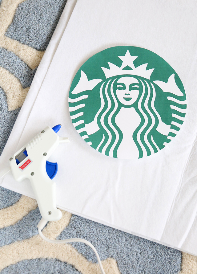 graphic relating to Starbucks Logo Printable named Previous-Instant Do it yourself Halloween Dress Starbucks Cup