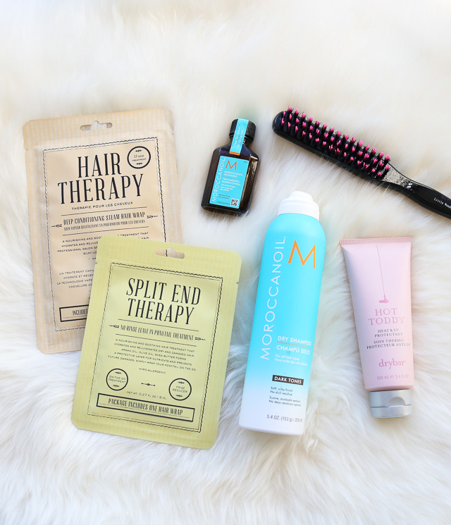Products to help keep your hair healthy!
