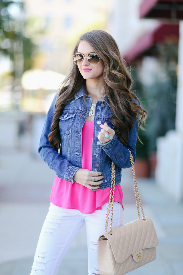 120a6a1fbedc Finally Found: The Perfect Denim Jacket – Southern Curls & Pearls