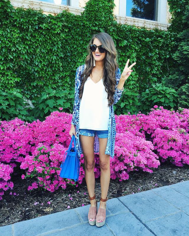 very 70s look! love the outfit for spring
