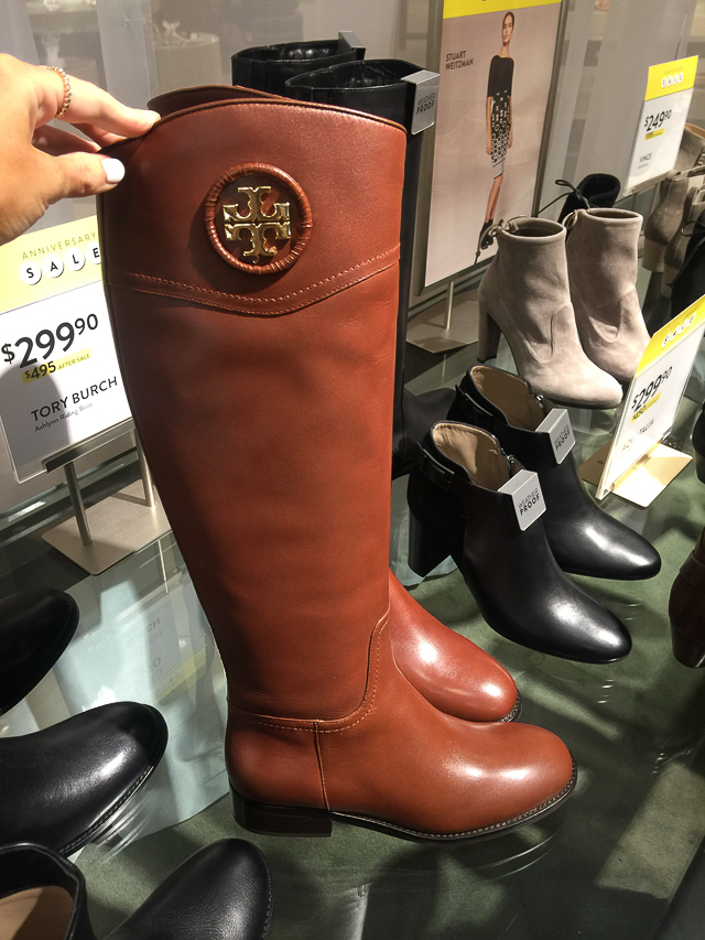 Nordstrom Anniversary Sale - Tory Burch riding boots