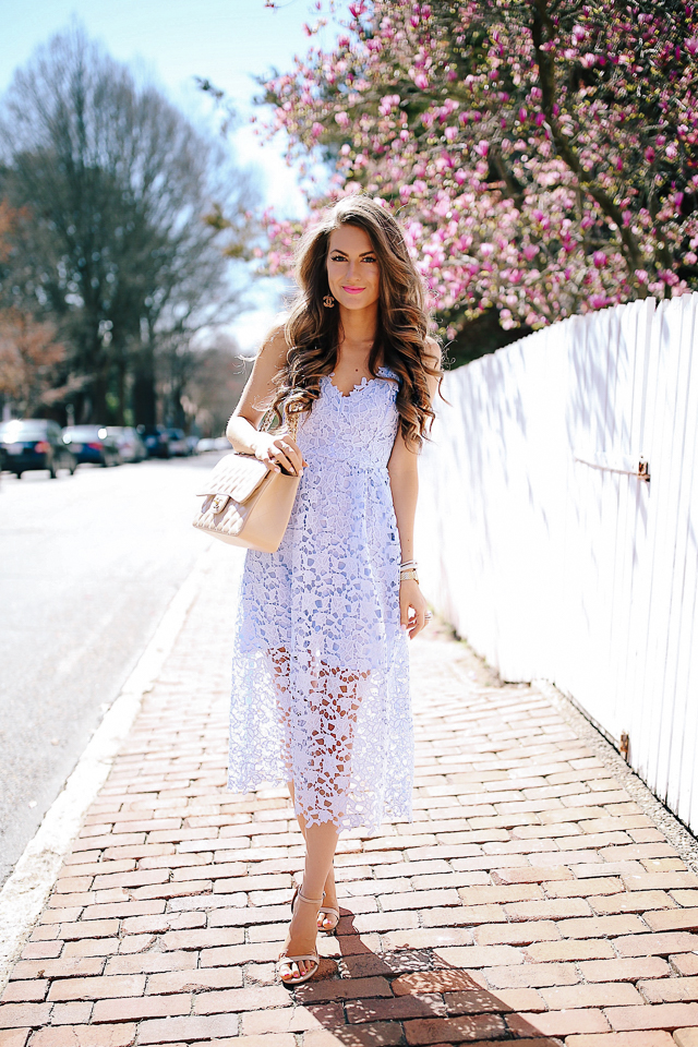 What to Wear to a Spring Wedding – Southern Curls   Pearls 2d07263b3