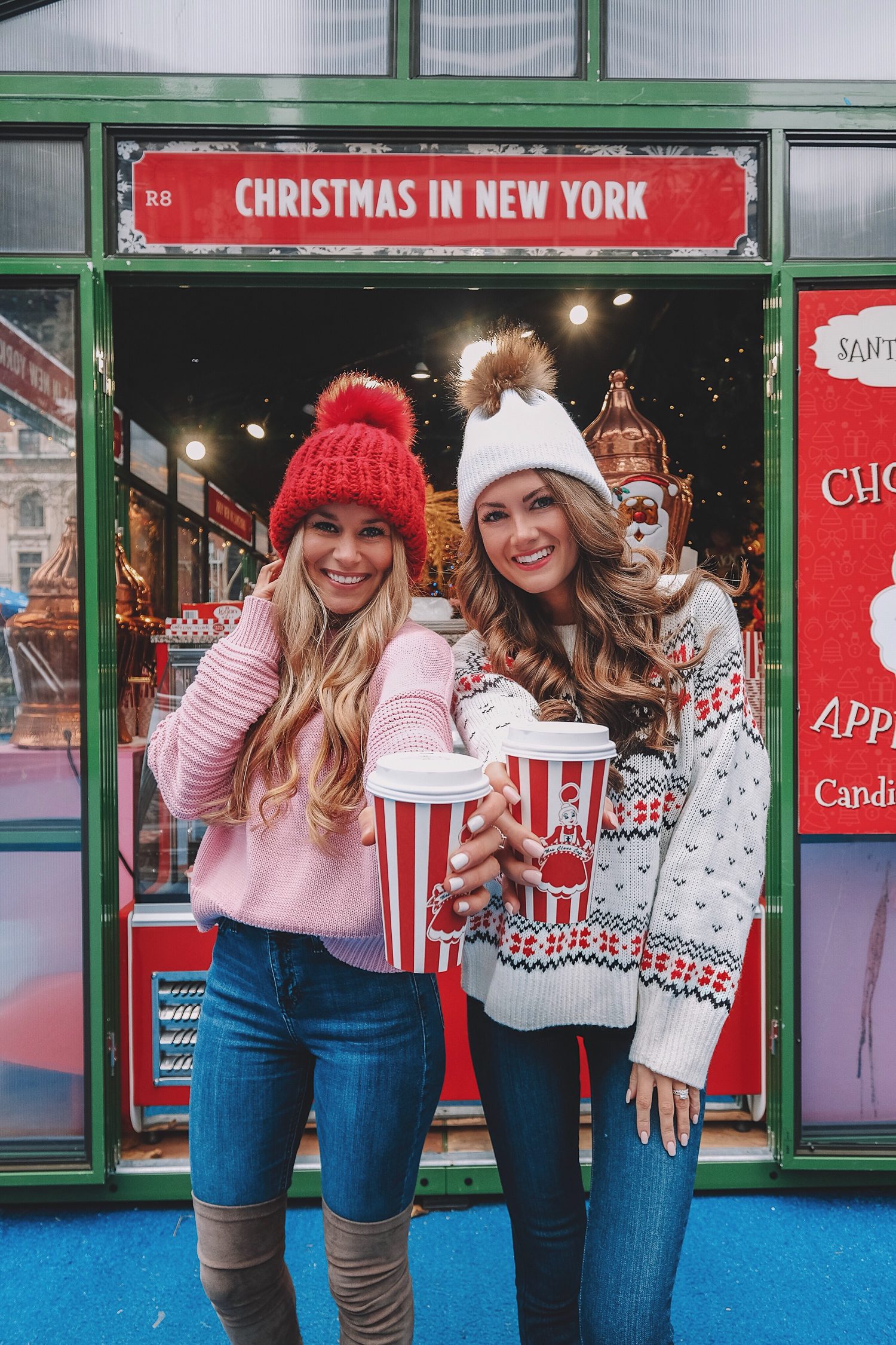 New York During Christmas Time.What To Do In Nyc During Christmas Southern Curls Pearls