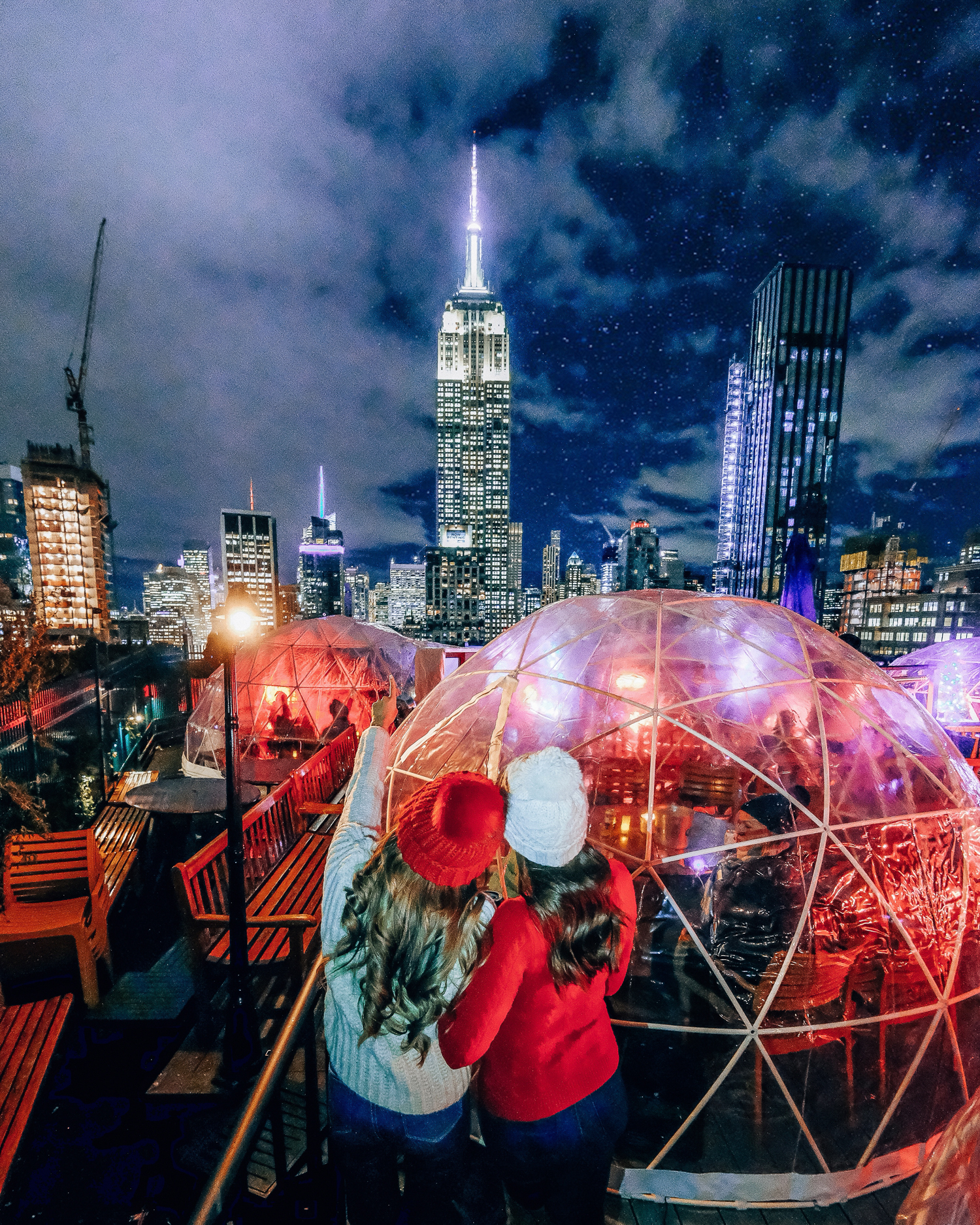 Nyc During Christmas.What To Do In Nyc During Christmas Southern Curls Pearls