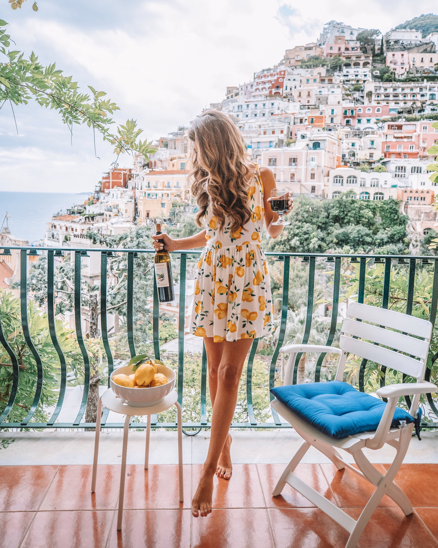 Updated Positano Travel Guide Southern Curls Pearls