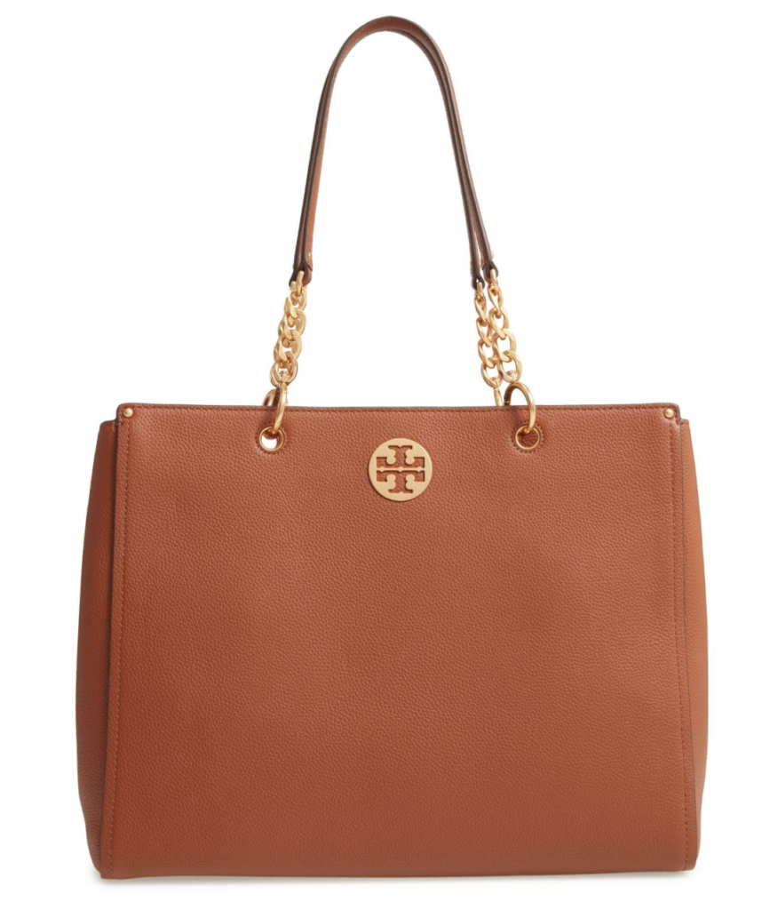 Nordstrom Anniversary Sale Tory Burch Everly Leather Tote
